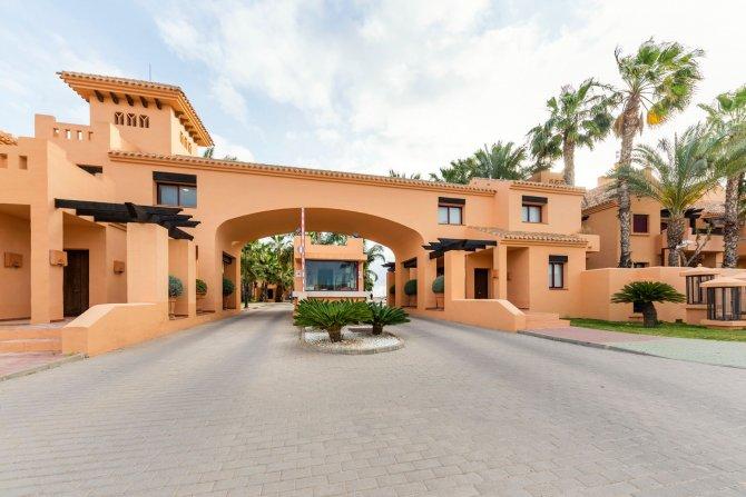 Moderne appartementen in Los Alcazares