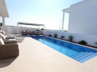 New build villa on La Marina