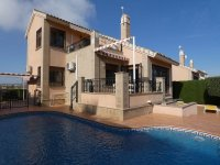 Frontline villa on La Finca
