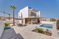 New build villas in Villamartin