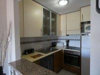 Southfacing 1st floor apartment in Algorfa