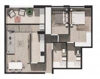 Apartment in Guardamar del Segura