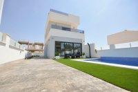 NEW BUILD MODERN VILLAS IN PILAR DE HORADADA