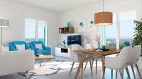 New Build - 1 Bed, 1 Bath Top Floor Apartment - Turquesa del Mar – Playa Flamenca