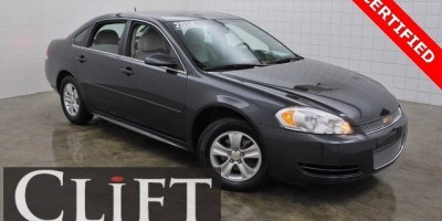2014 Chevrolet Impala Limited LS
