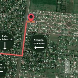 Av. Acequias del Aire / Av. Río Paraná