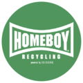Homeboy Industries logo image, a Climate Cents partner fighting climate change locally