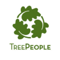 TreePeople logo image, a Climate Cents partner fighting climate change locally