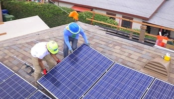 We identify local projects such as Climate Resolve's Fight Urban Heat with Cool Roofs Spring 2017 Cool Roof Pilot Project that help reduce atmospheric CO2 to fight global warming and climate change in Los Angeles, CA