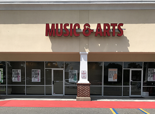Instrument Rentals & Music Lessons in Columbia, SC | Music & Arts