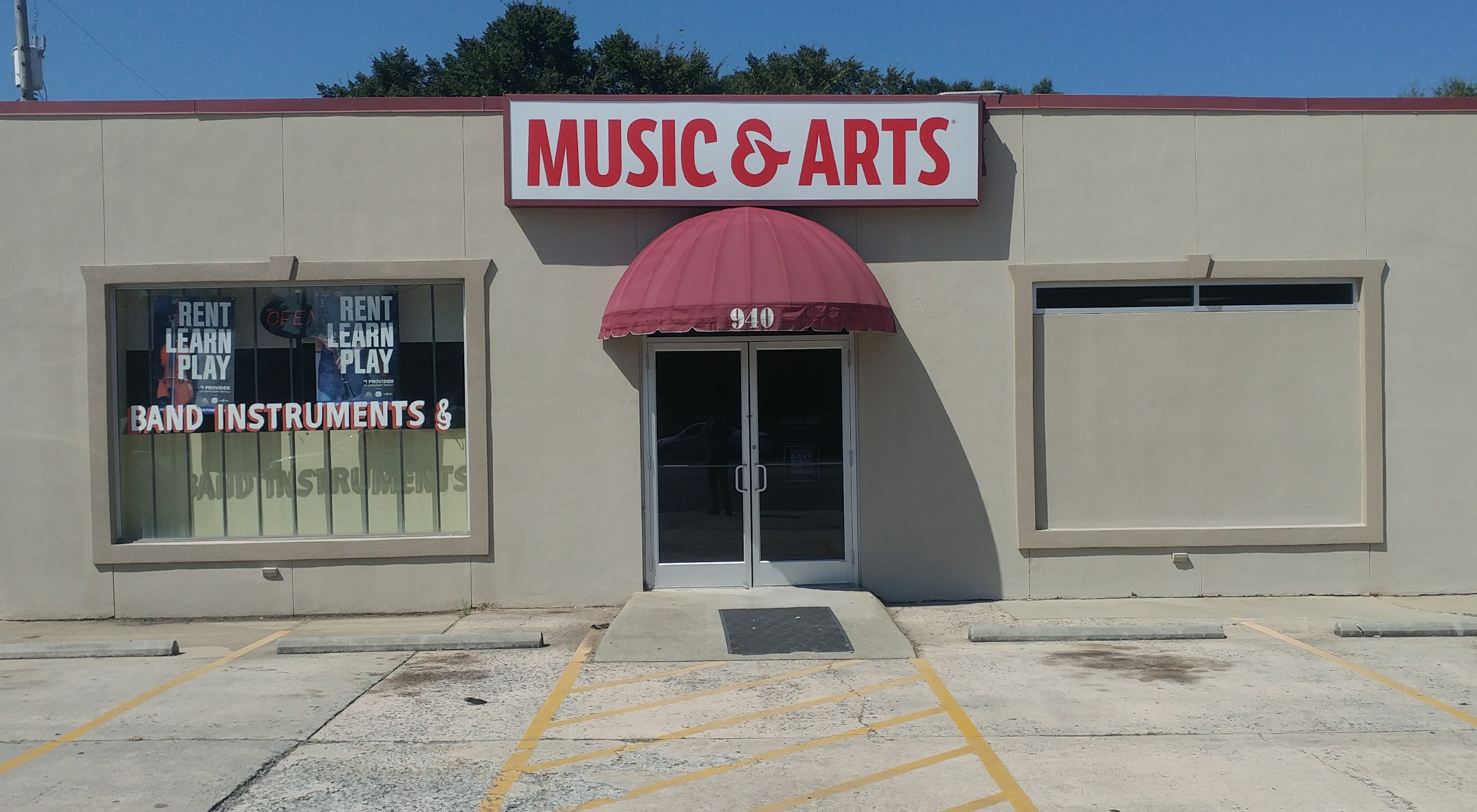 instrument rentals music lessons in gastonia nc music arts. Black Bedroom Furniture Sets. Home Design Ideas