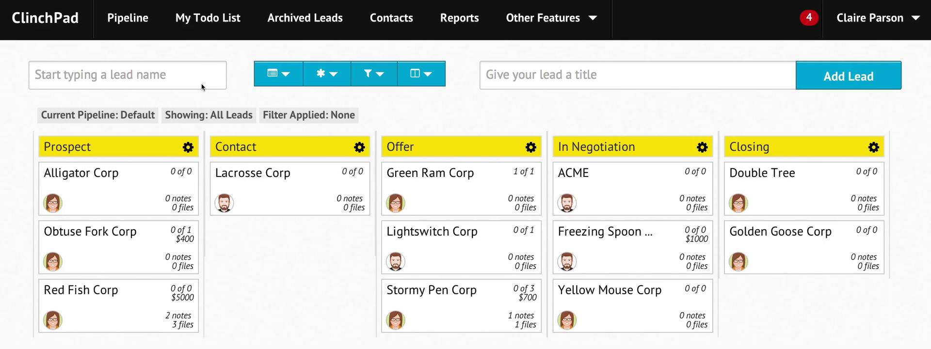 online sales crm for small teams track manage your sales leads