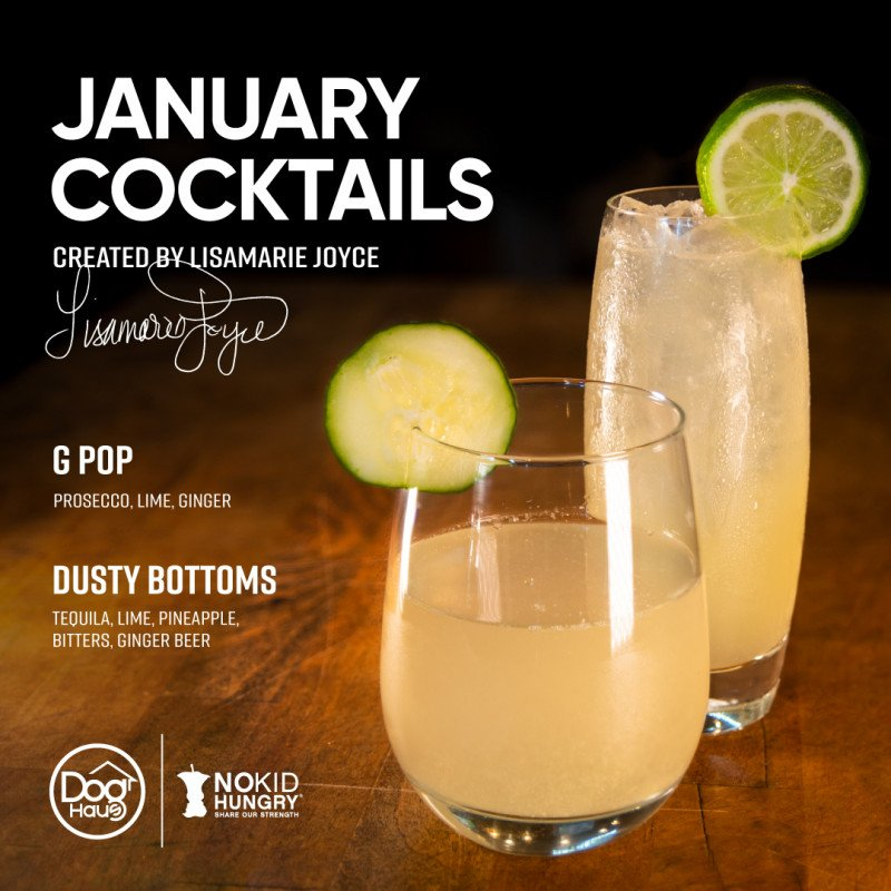 January Cocktails