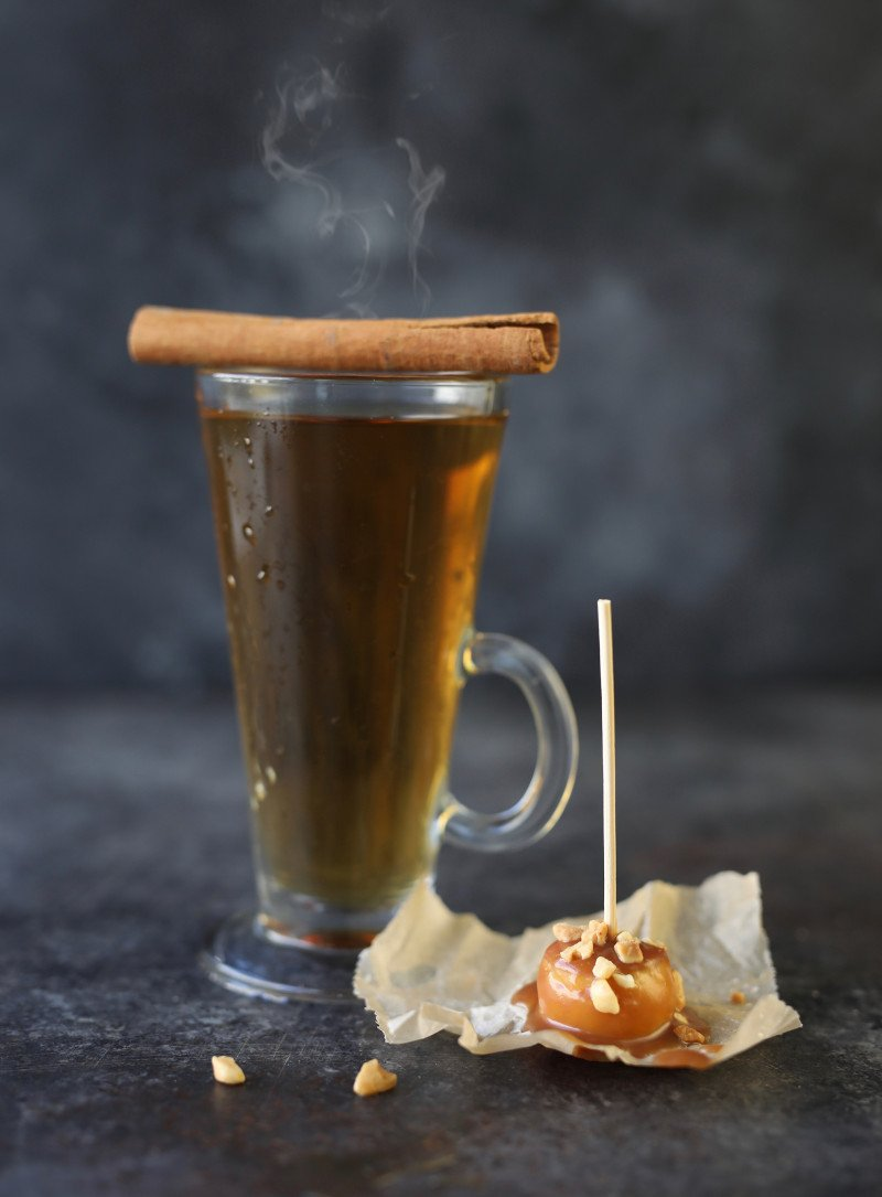 Apple Bourbon Toddy