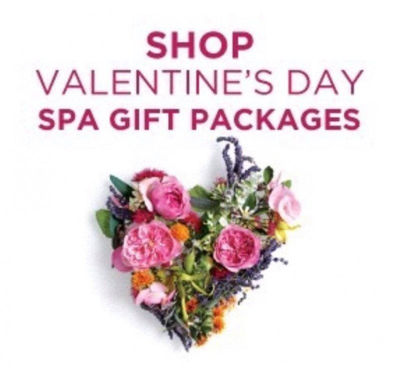 Valentine's Day Spa Package
