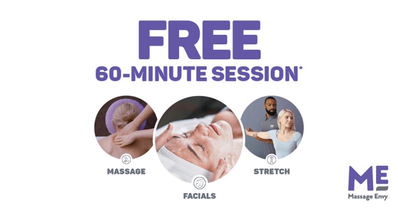 Free Massage with Membership