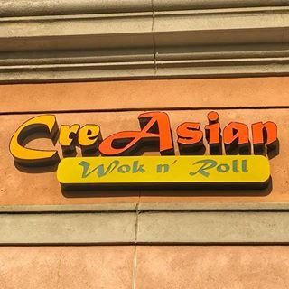 CreAsian Wok N' Roll