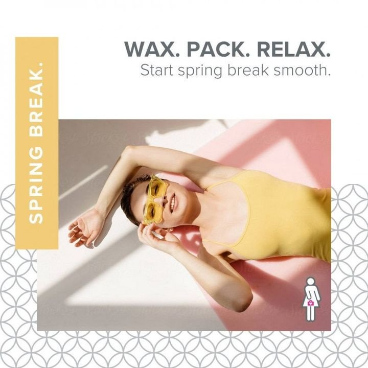 Wax. Pack. Relax.