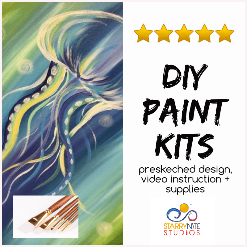 DIY take home Paint Kits $39