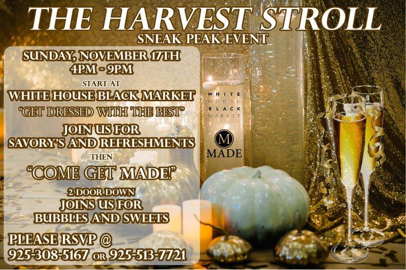 Harvest Stroll
