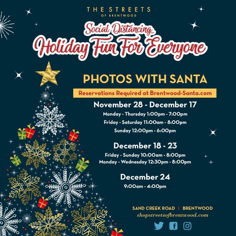 Social Distancing Holiday Fun