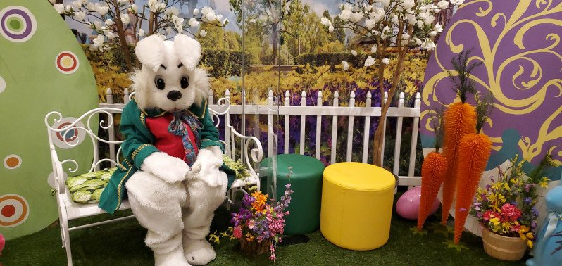 The Easter Bunny is Hopping into the Streets of Brentwood