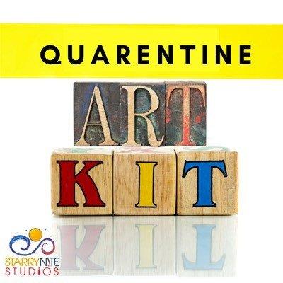 Quarantine Art Kits