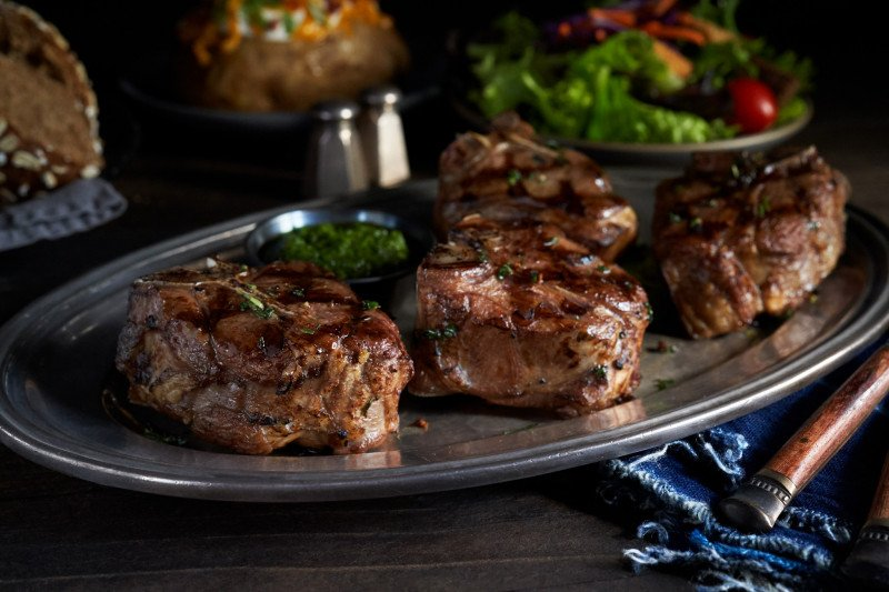 Limited Time Australian Lamb Chops!