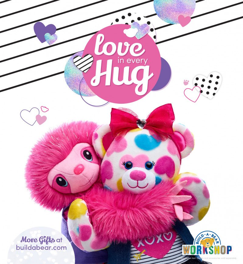 Experience Love in Every Hug with Valentine's Day Gifts from