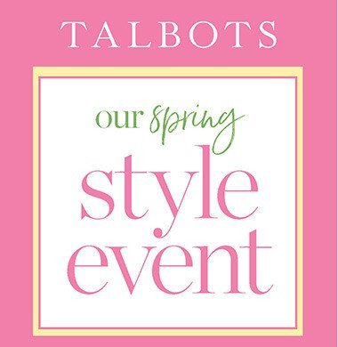 Talbots Style Event