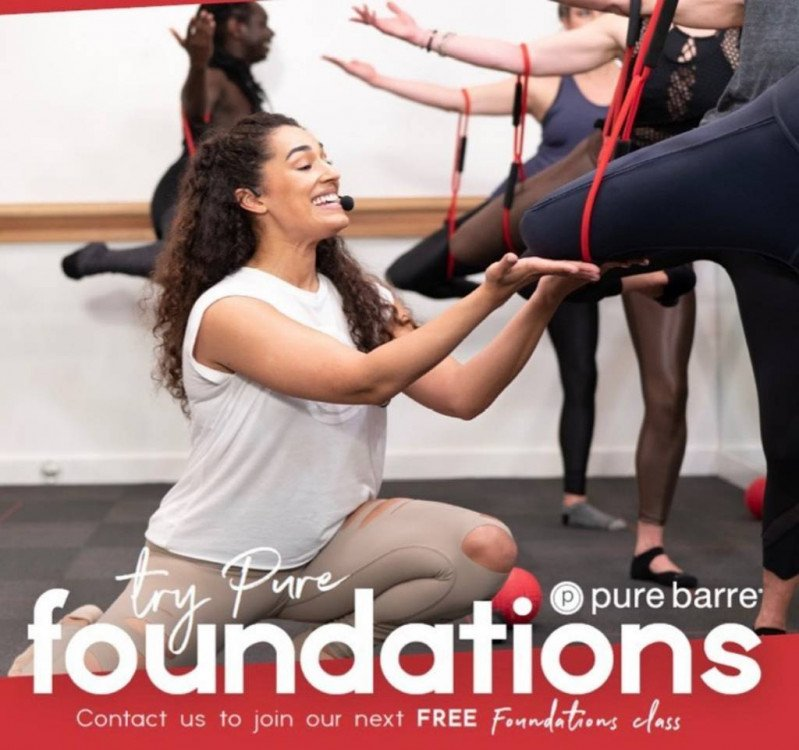 Try PureBarre for FREE