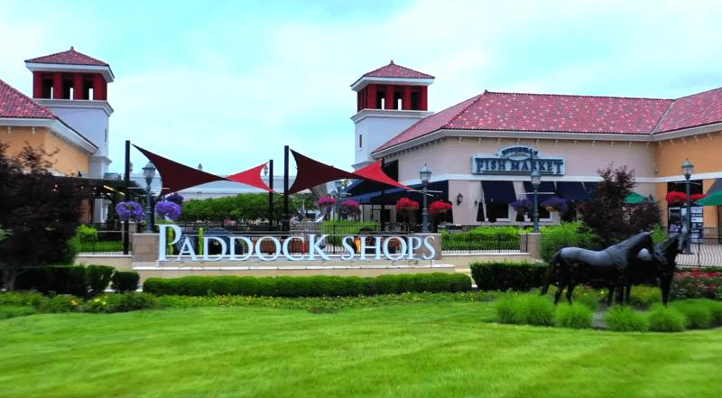 Paddock Shops Restaurants are Open!
