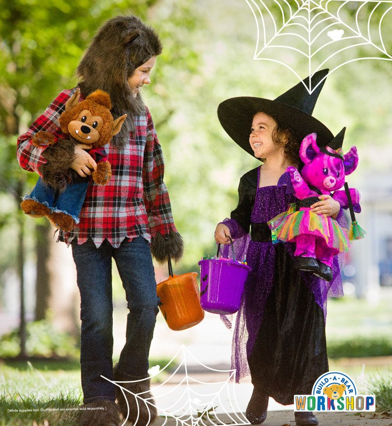 CeleBOOrate Halloween and Complete Your Costume