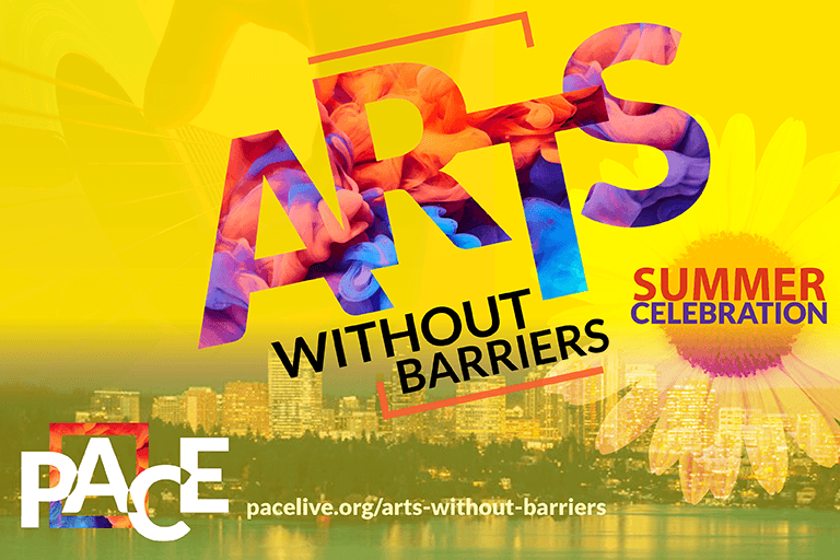 Arts without Barriers continues all summer!