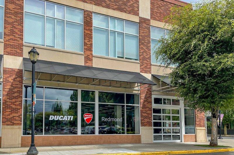 NEW MERCHANT: Ducati Redmond