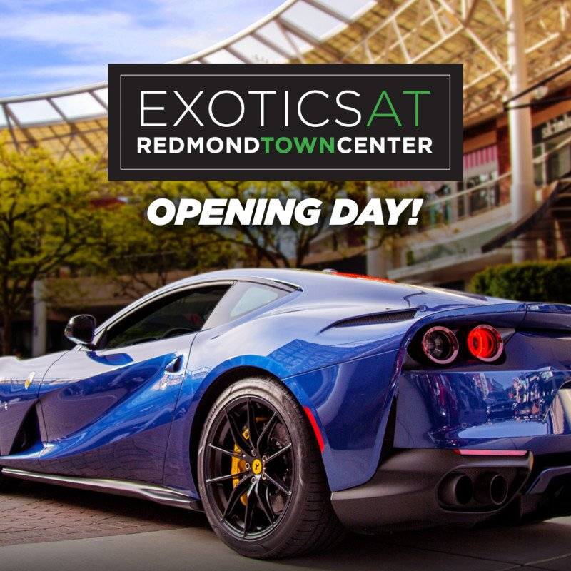 Exotics@RTC Weekly Car Show