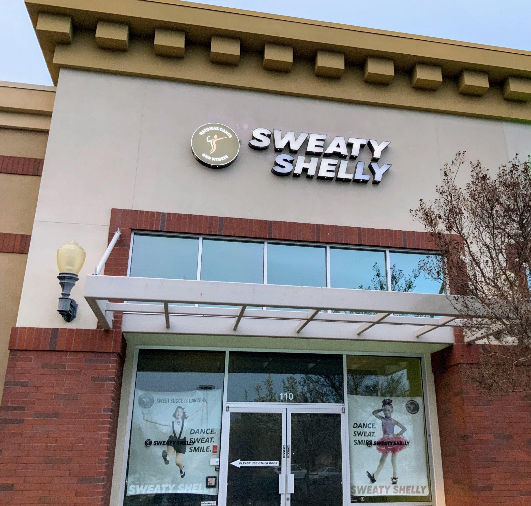 Sweaty Shelly