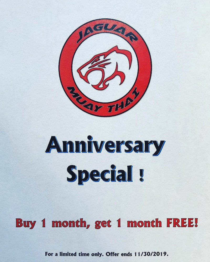 Anniversary Special!