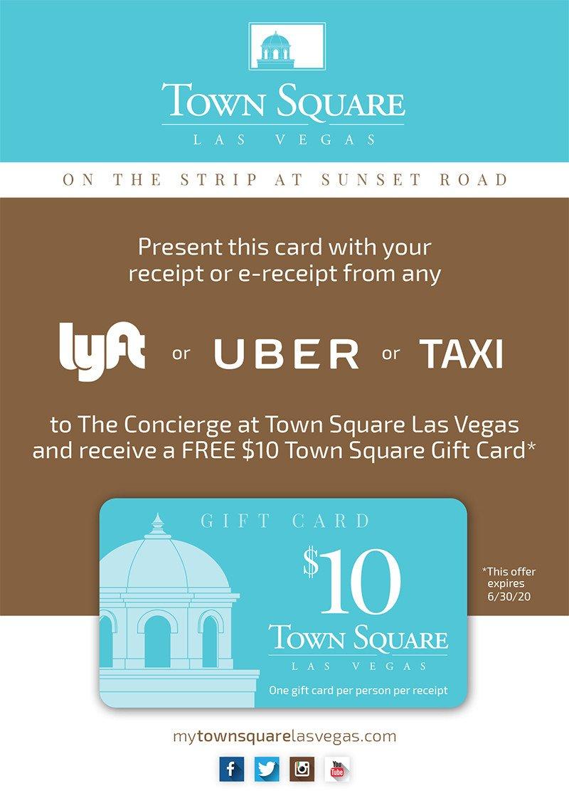 Lyft Uber Promotion