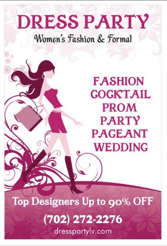 DRESS PARTY Women's Fashion & Formal