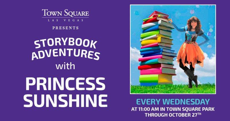 Storybook Adventures With Princess Sunshine