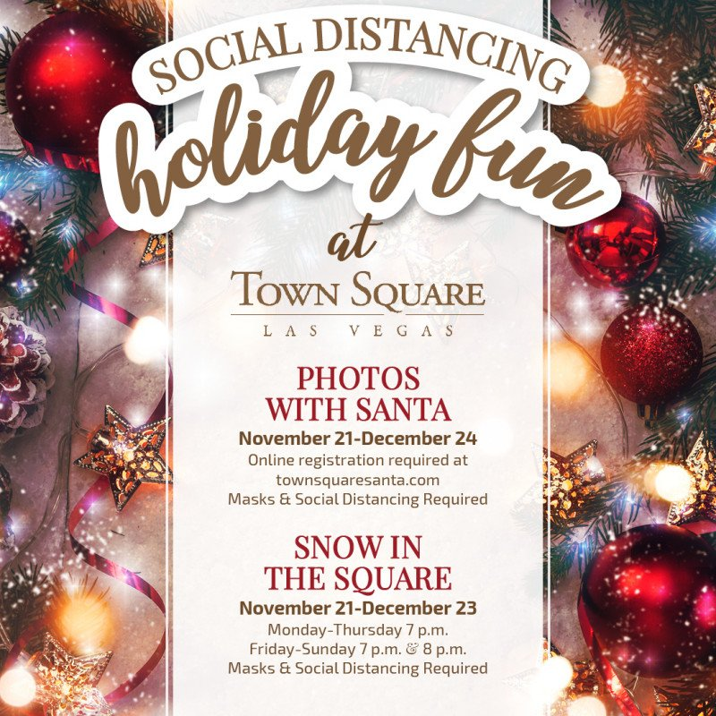 Social Distancing Holiday Fun