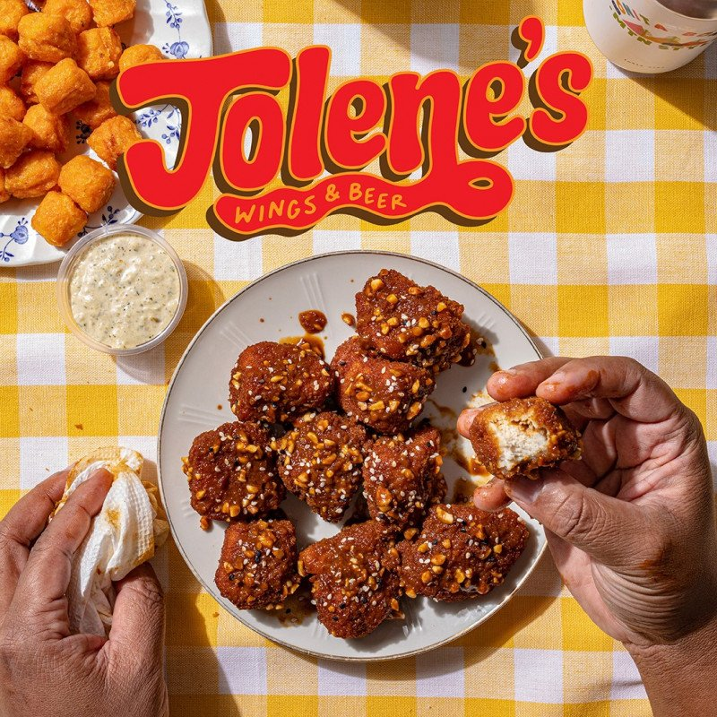 Introducing Jolene's Wings