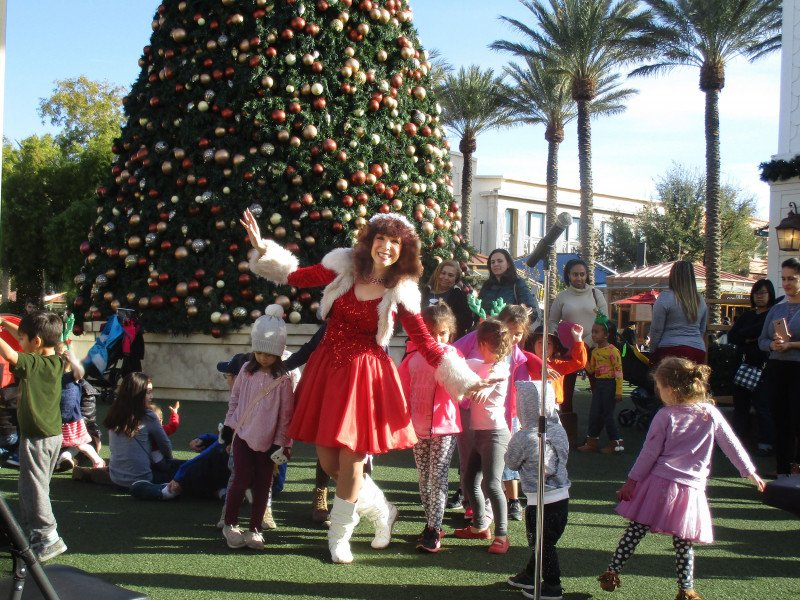 Join Princess Peppermint as she Hosts the Holidays
