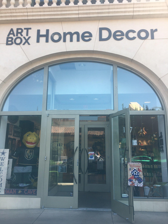Art Box Home Décor