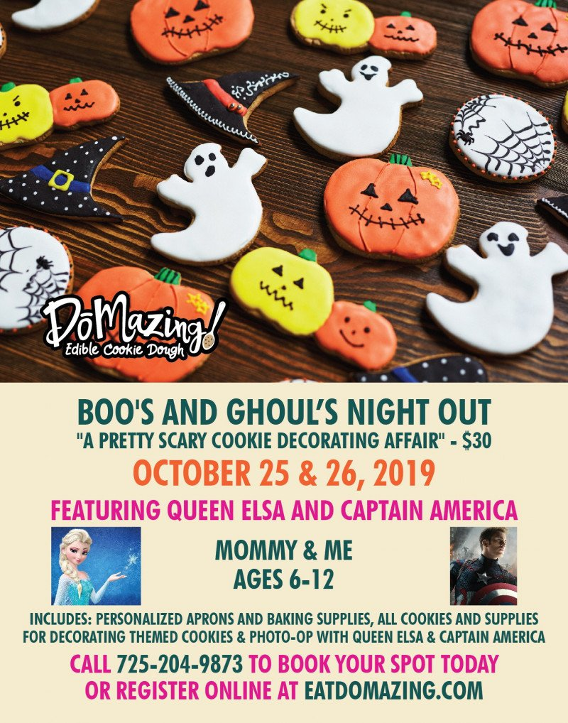 Boo's and Ghoul's Night Out