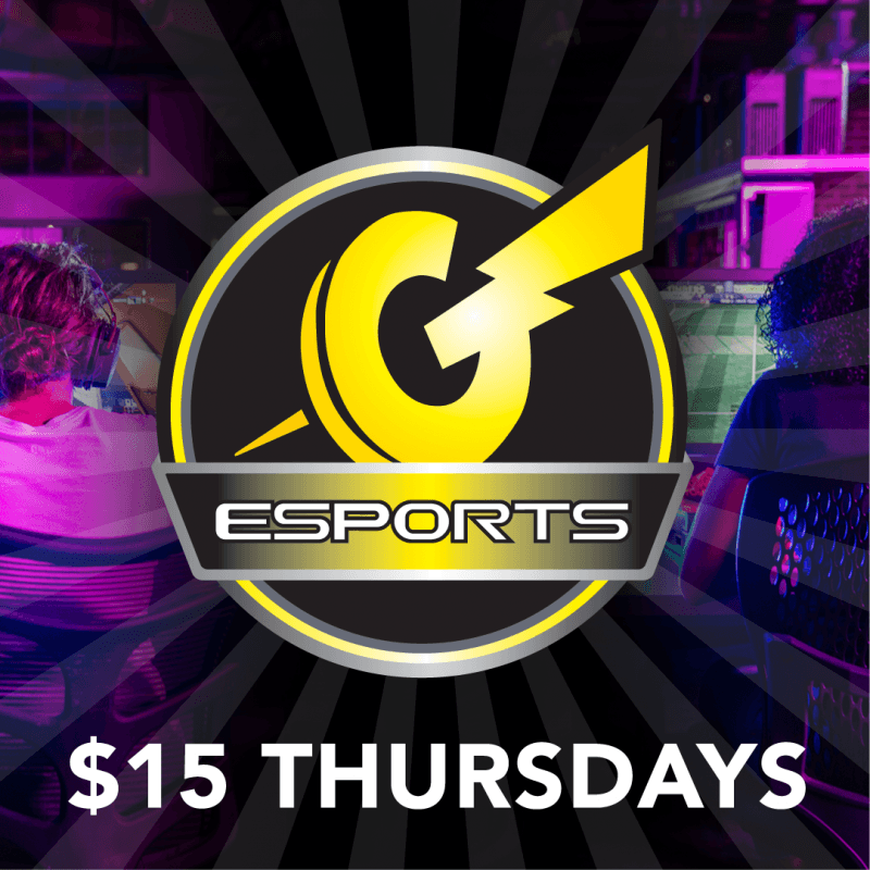 Thursday $15 All Day All-Access Pass