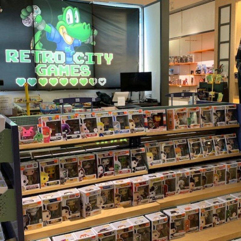 Funko Pops and Video Games