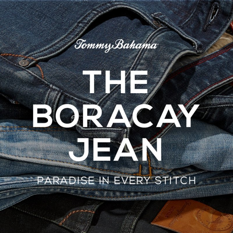 THE BORACAY JEAN