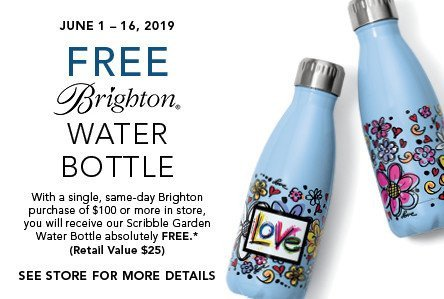 Get a free bonus from Brighton Collectibles!